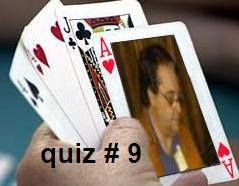 Sbarigia's quiz # 9 – The excess cripples