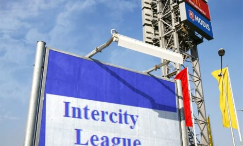 InterCity League: tonight the quarters of final
