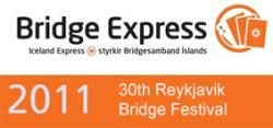 XXX Reykjavik Bridge Festival: oggi si comincia!
