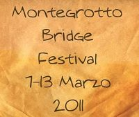 Festival del Bridge di Montegrotto 2011