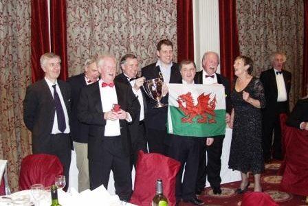 Wales wins 2011's Camrose Trophy