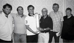 Clear victory for Monaco in 2001 Spingold final