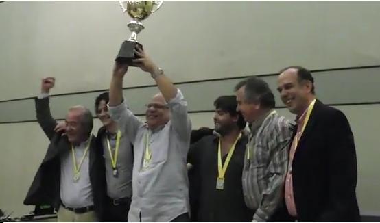 Madala vince il Campionato Brasiliano di Bridge 2011