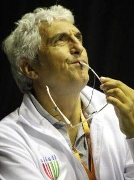 Norberto Bocchi: splendido cinquantenne del Blu Team