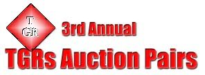 2012 TGRs Auction Pairs
