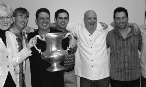 2012 Memphis – Leslie Amoils wins Vanderbilt Cup