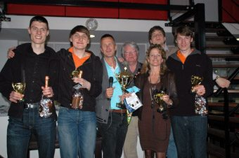 2012 White House Junior Internationals: Carrousel Cup went to Netherlands