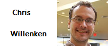 Chris Willenken talks about … (interview)