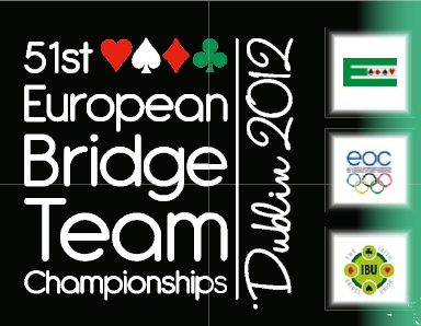 2012 Seniores: France gets the European Champioship in Dublin