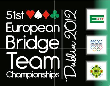 2012 Seniores: France gets the European Champioship in Dublin