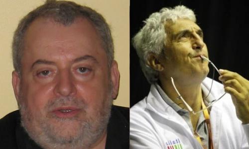 Osservando i campioni: Sam Lev e Norberto Bocchi