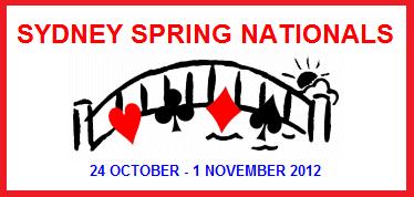 Campionati Australiani di Primavera 2012