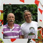 Hans van den Konijnenberg  & Frank van Wezel