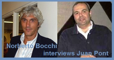 Norberto Bocchi interviews Juan Pont