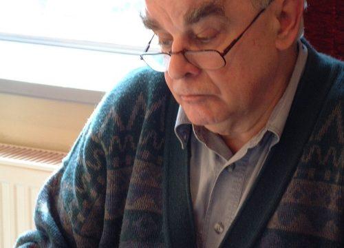 Andrzej Wilkosz passed away