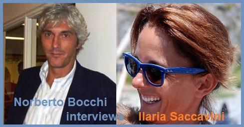 Le interviste di Norberto Bocchi (6): Ilaria Saccavini