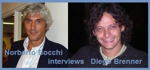 Le interviste di Norberto Bocchi (3): Diego Brenner