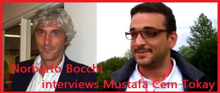Le interviste di Norberto Bocchi (9): Mustafa Cem Tokay