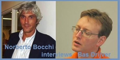 Norberto Bocchi's interviews (7): Bas Drijver