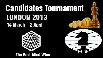 Chess – 2013 Candidates Tournament in London: Vladimir Kramnik takes the lead