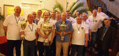 Poland Medallists 2012-13