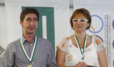 Campionati Europei OPEN 2013: Gunev & Popova vincono il misto a coppie