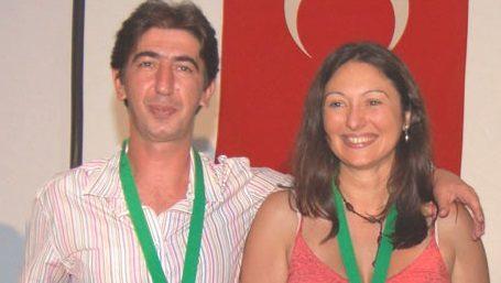 2013 European Open Championships: Gunev & Popova won Mixed Pairs