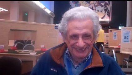 Benito Garozzo: Sono ancora molto giovane (intervista)