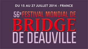Festival Mondiale del Bridge di Deauville 2015