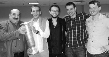 Bridge24 vince il trofeo Spingold 2013