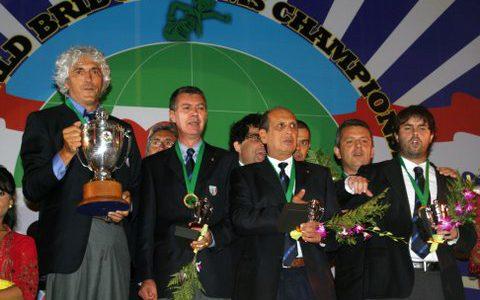 Bali 2013: Italy won the Bermuda Bowl