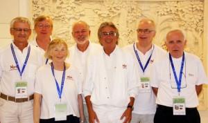German Senior Team (Elisabeth van Ettinger - NIB)