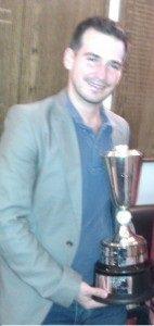 President's Team won the Lederer Memorial Trophy 2013