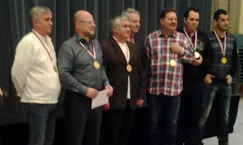 Vitas won the 25th International Teams Tournament in Montecarlo