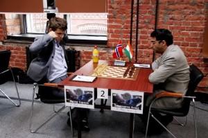 Carlsen-Anand (chessdom.com)