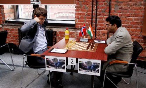 Mondiale Scacchi Chennai 2013: Carlsen sfida Anand