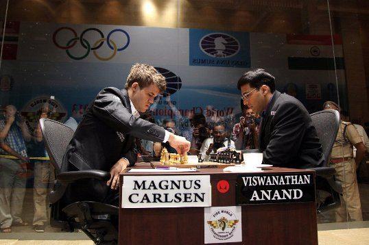 2013 World Chess Championship: Anand-Carlsen's third game