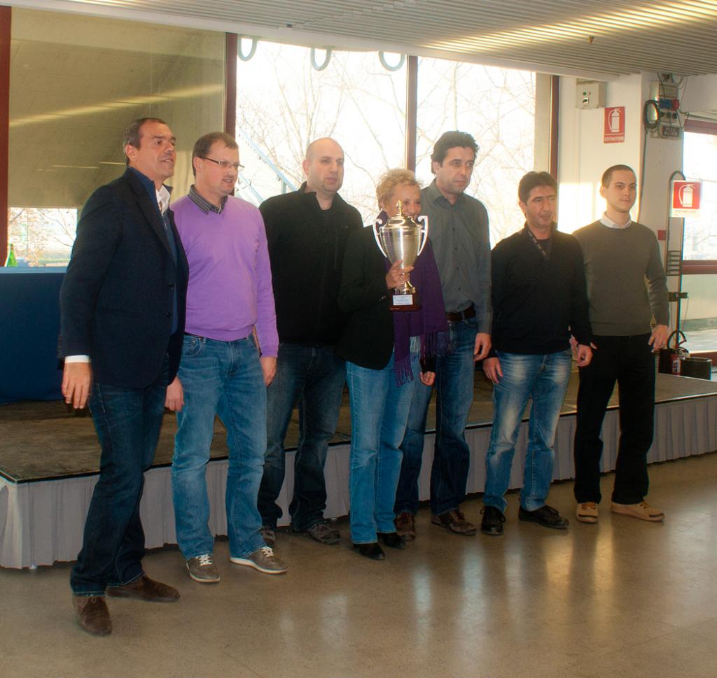 Città di Milano 2013 - K1 Team