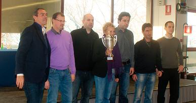 The Bulgarian K1 Team won 2013's Città di Milano