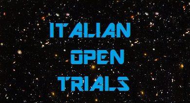 Italia: Selezioni per la Nazionale Open
