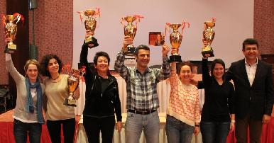 2014 Turkey Winter Women Teams Championship