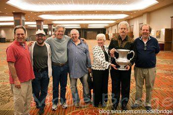 2014 Spring NABC – Nickell wins Vanderbilt