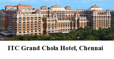 ITC Grand Chola Hotel in Chennai 01