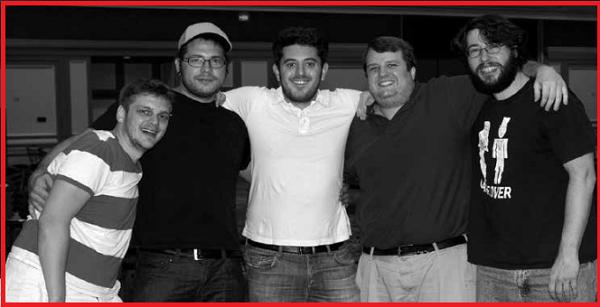Fireman Team (Las Vegas 2014)