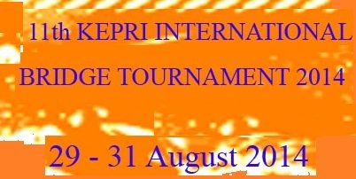 XI Kepri International Bridge Tournament