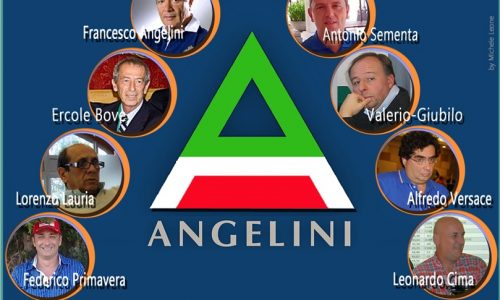 Angelini won the 2014 Italian Club Open Teams Championships