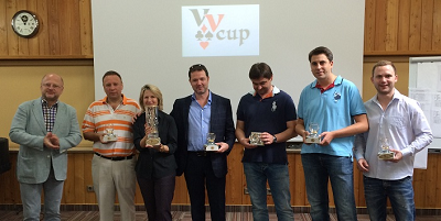 De Botton grabs the 2014 VV Cup