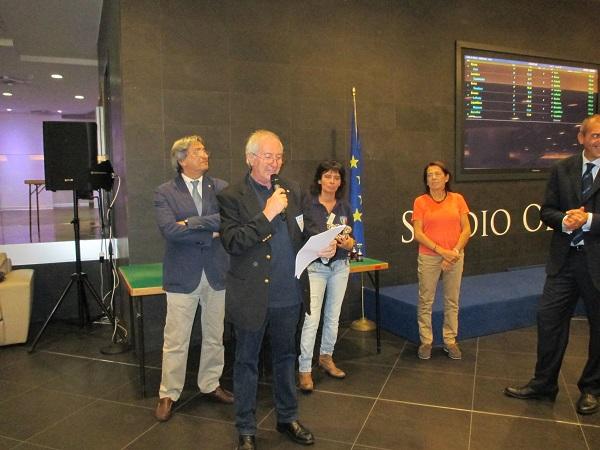 2014 Angelini Trophy - Mr Massimo Ortensi