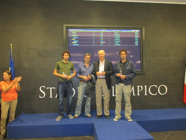 2014 Angelini Trophy - Team Breno (Third Place)