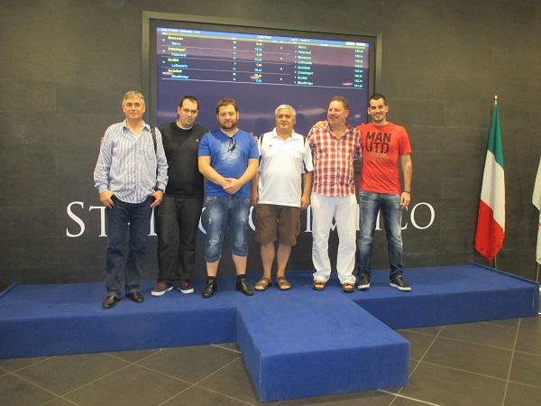 2014 Angelini Trophy - Vytas Team